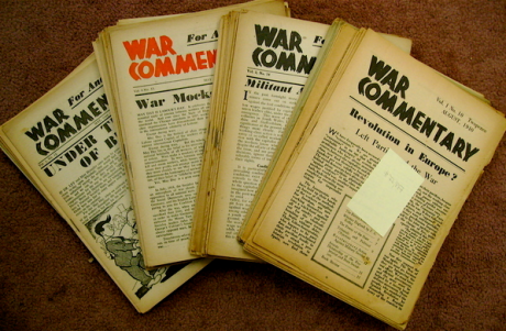 War Commentary